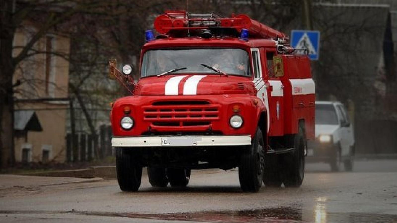 Во время пожара в Твери погибла женщина