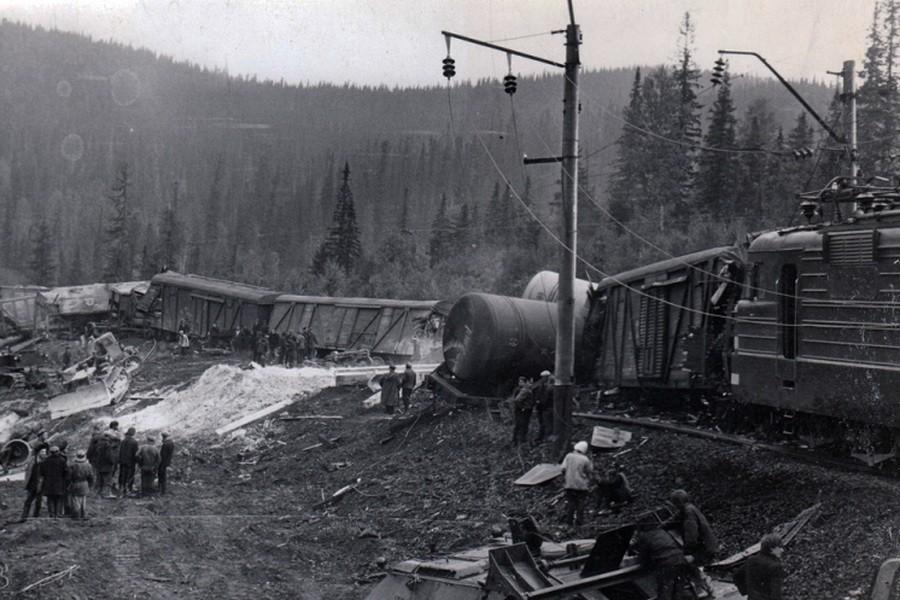28 лет назад в Тверской области случилась крупнейшая железнодорожная катастрофа