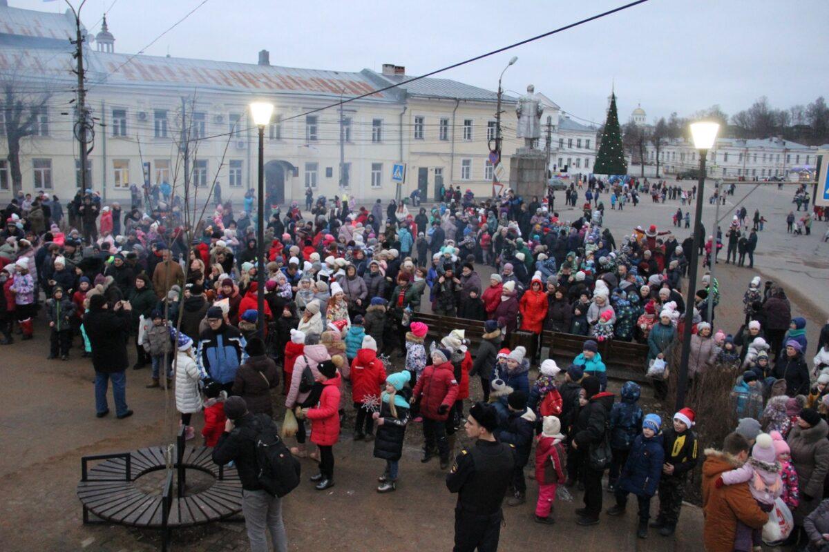 За победу в конкурсе городу в Тверской области дали 50 миллионов на парк