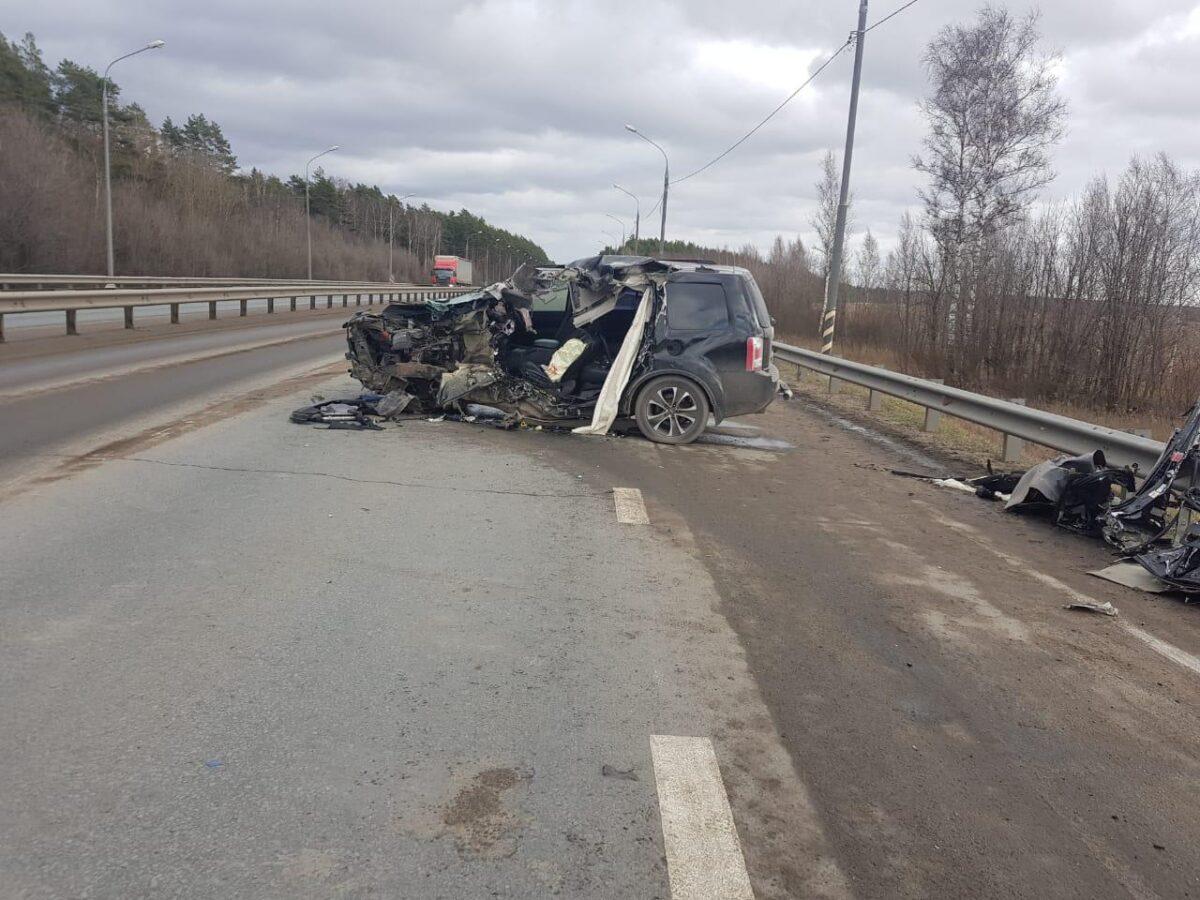 Стали известны причины смертельного ДТП на трассе М-10 под Тверью