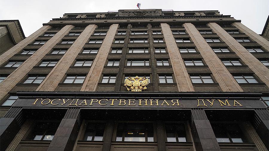 """Госдусма приняла """"антивирусный"""" пакет законов по поддержке граждан и экономики"""
