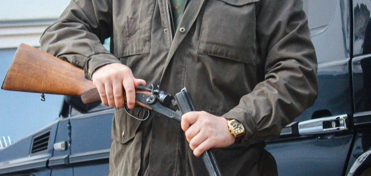 Житель Тверской области осужден за то, что спрятал ружье