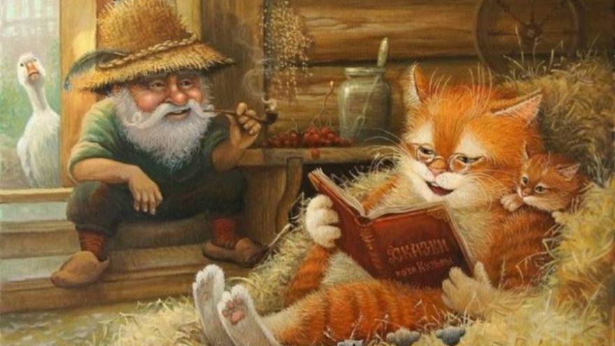 В тверской библиотеке будут читать сказки онлайн