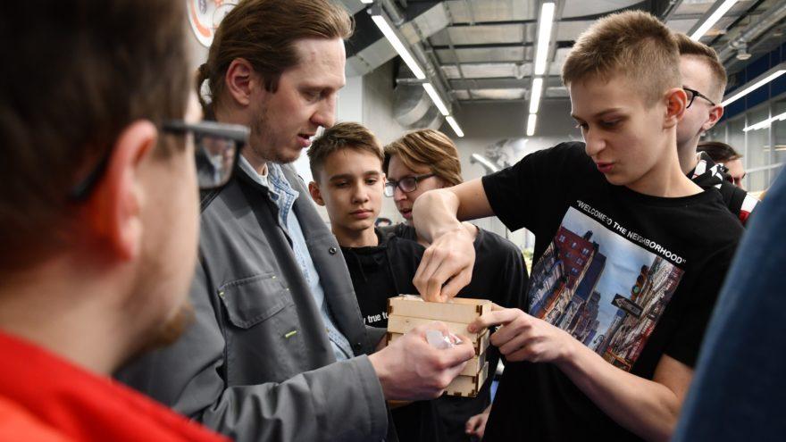 В Твери умные школьники сделали уникальные тайники
