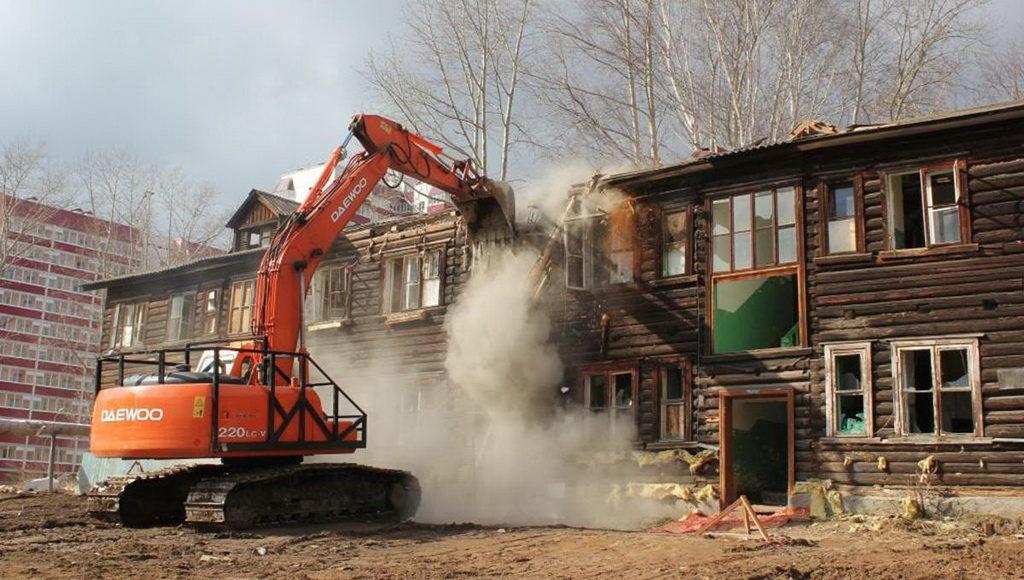 В Тверской области суд заставил местную администрацию снести четыре дома
