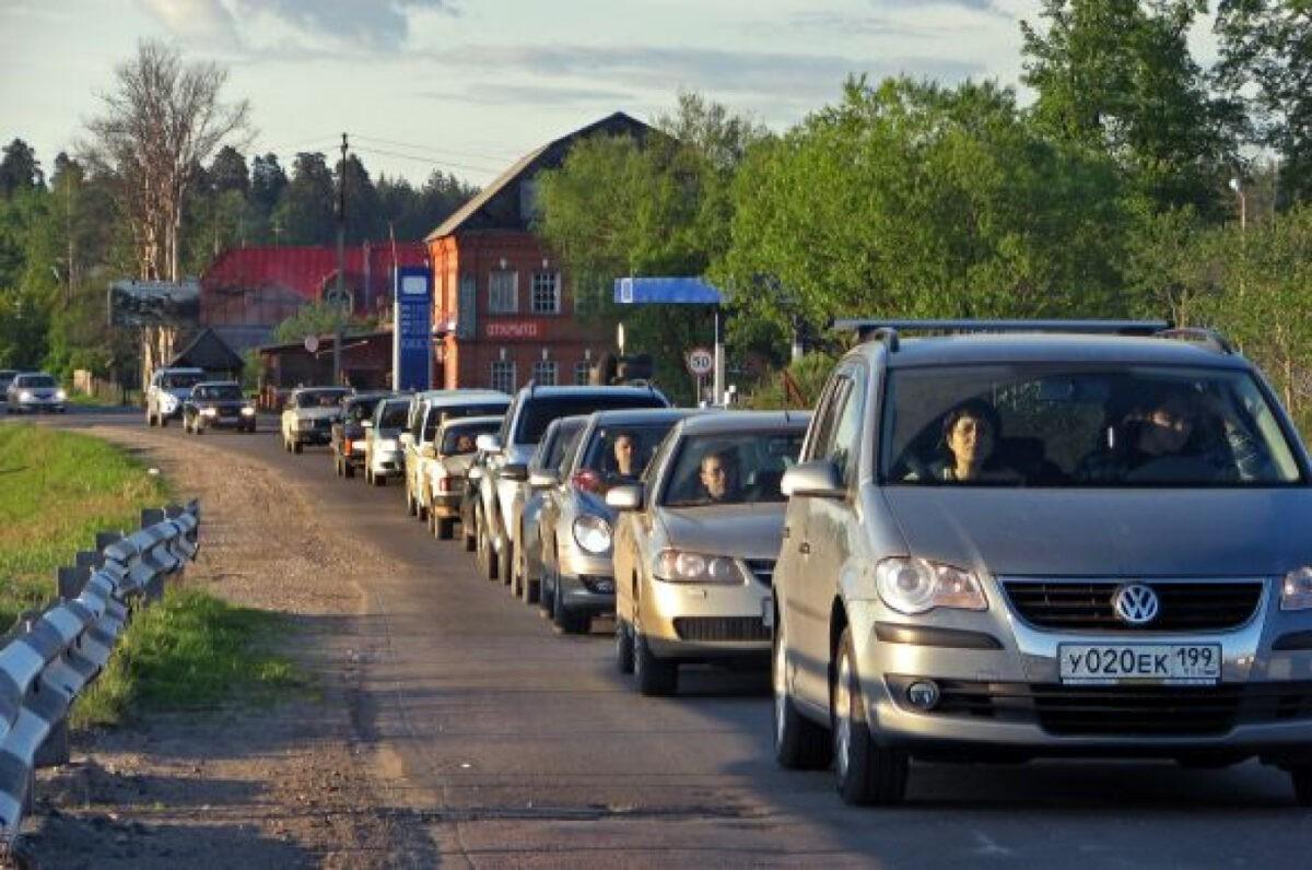 В Тверскую область нахлынули дачники, о которых ничего не известно