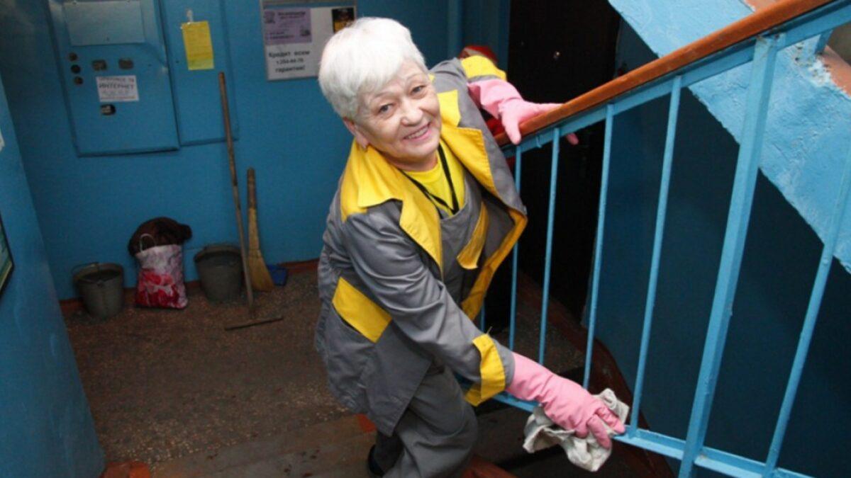 В Тверской области рассказали, как мыть подъезды во время коронавируса