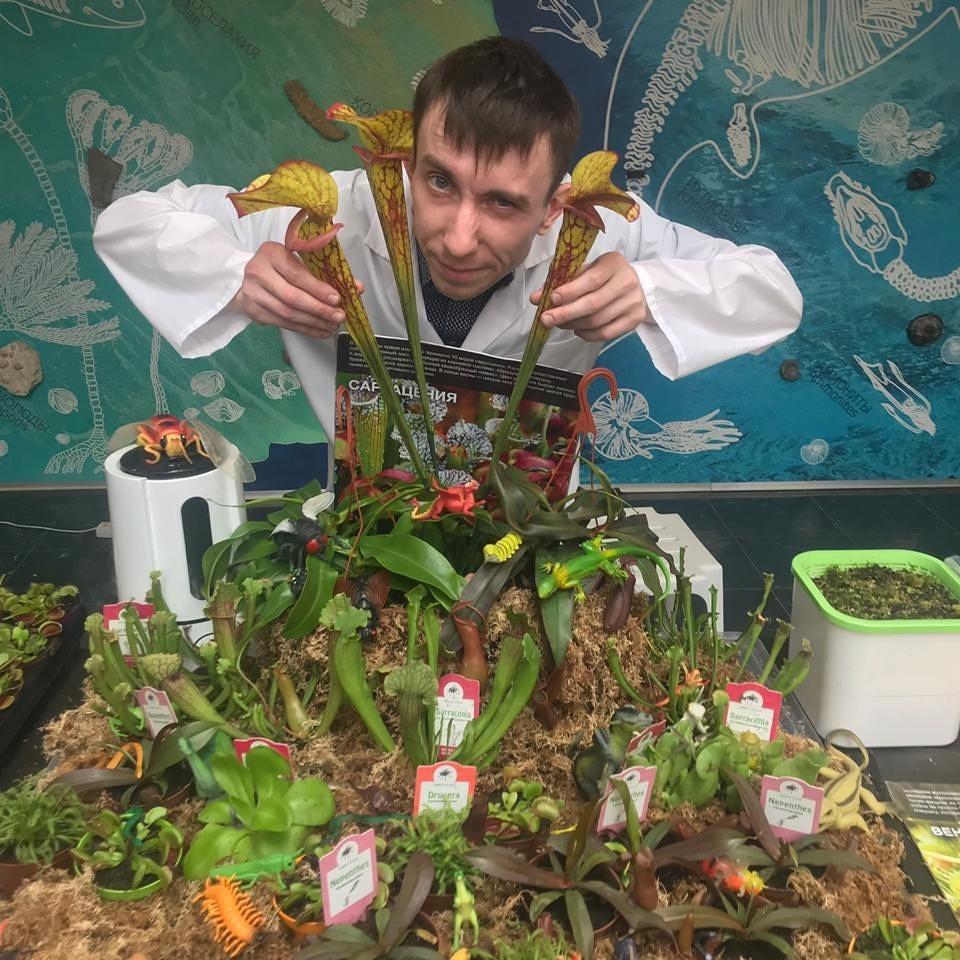 В Твери покажут хищные растения