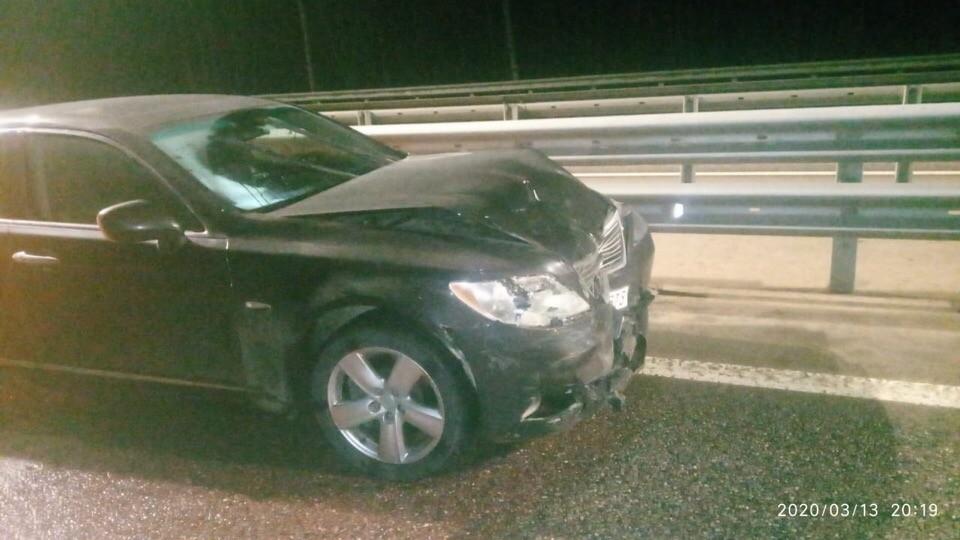 Два человека пострадали в ДТП на трассе М-11 в Тверской области