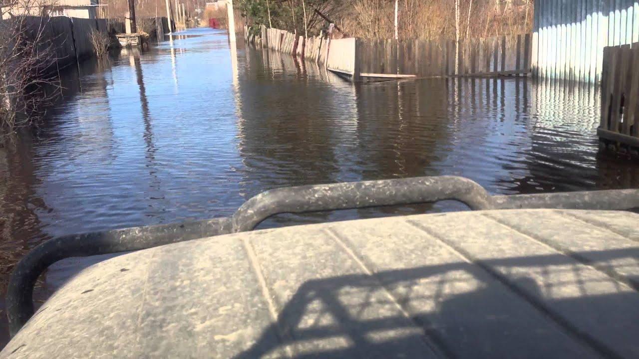 В Тверской области подготовили места для эвакуации людей в случае паводка