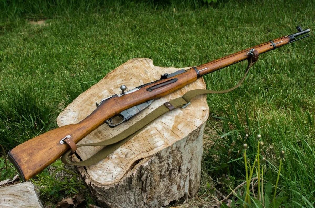 Житель Тверской области 20 лет хранил части раритетной винтовки и порох