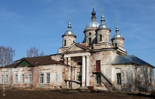 В алтаре церкви в Тверской области умер 44-летний священник
