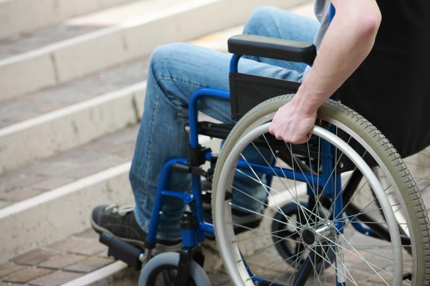 В Тверской области инвалиды не могли без препятствий посещать жилой комплекс