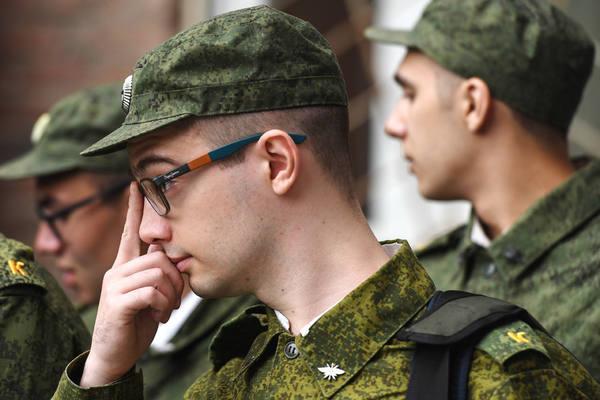 Выпускники школ Тверской области этой весной в армию не пойдут