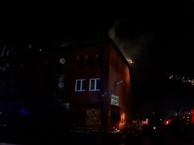 В Тверской области в огне пострадали две квартиры
