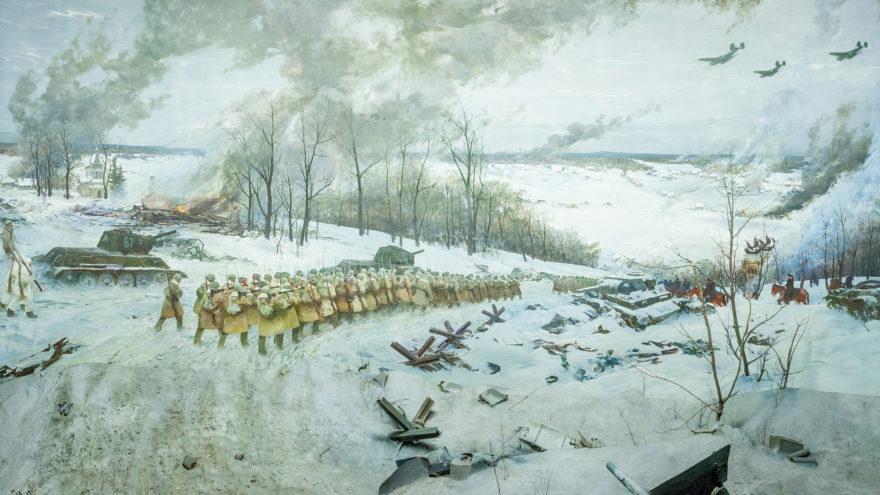 Музей Победы поделится диорамами с каждым жителем Тверской области