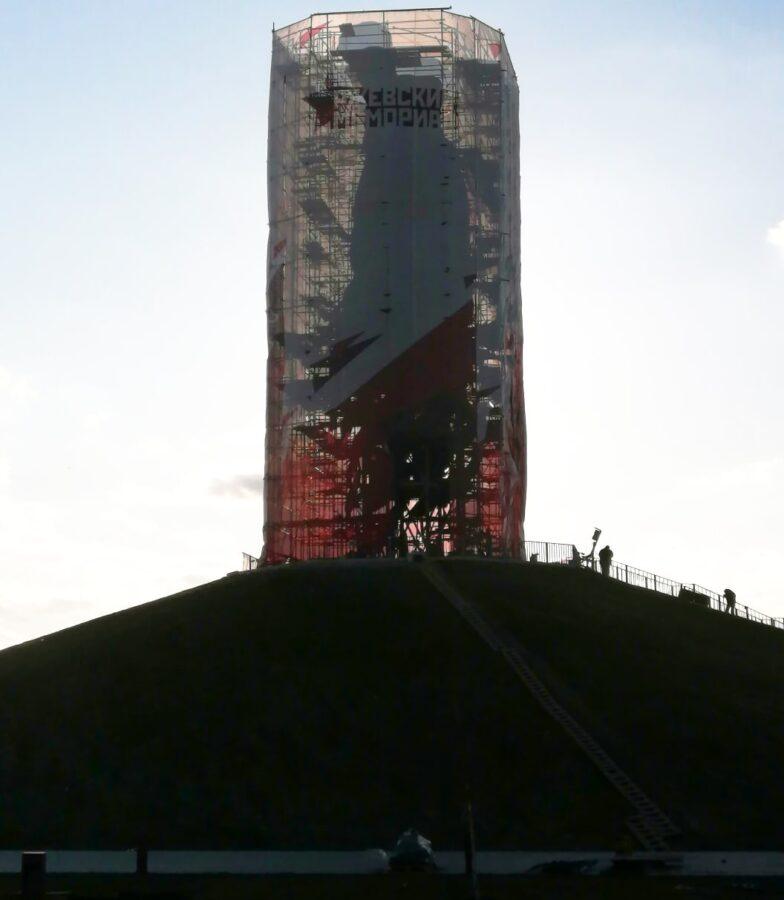 В Тверской области готов к открытию Ржевский мемориал