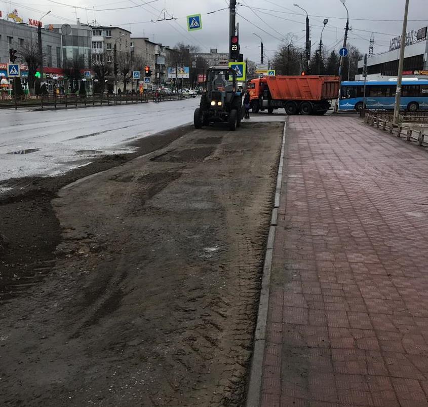 Дороги Твери готовят к большому ремонту