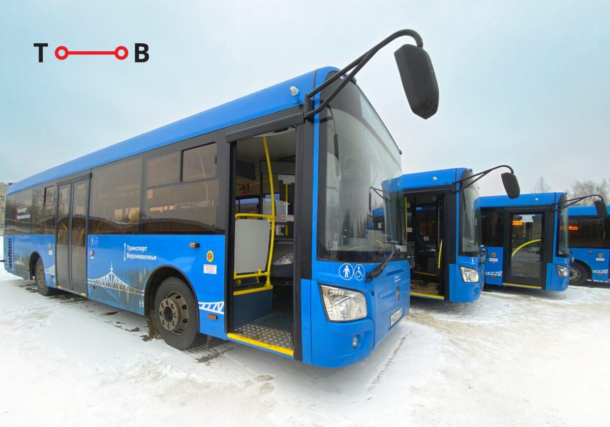 4 апреля в Твери появится новый автобусный маршрут