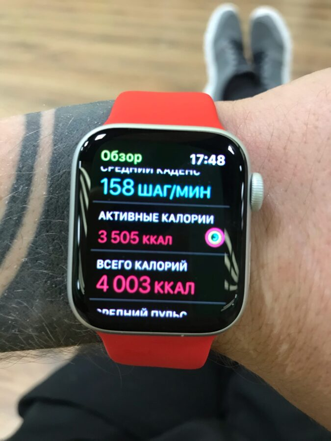 Тверской тренер пробежал по кругу марафон за четыре часа