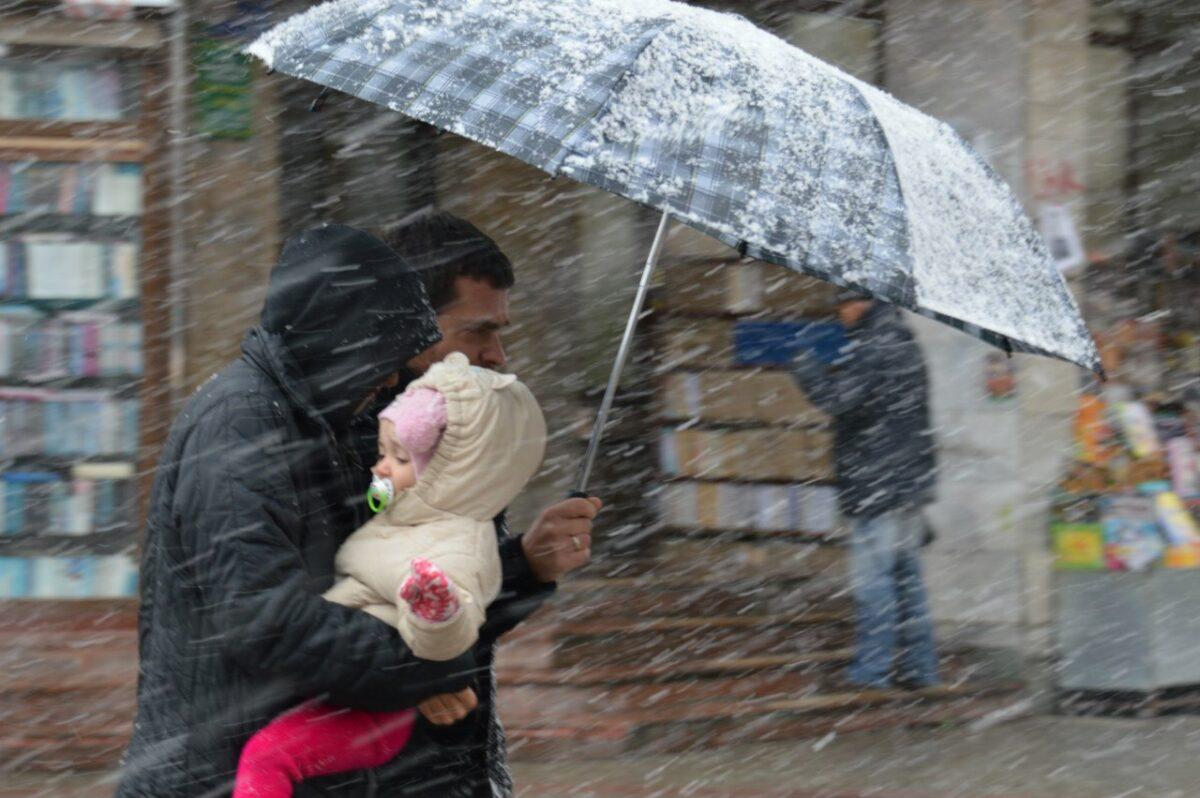 Всю неделю в Тверской области будут дожди и холода