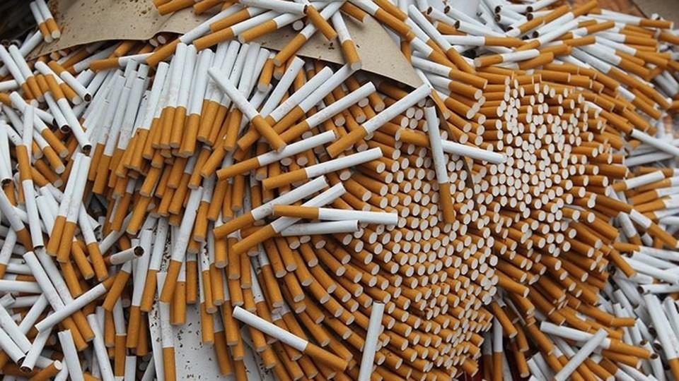 В Тверской области изъяли почти 4 тысячи пачек контрафактных сигарет