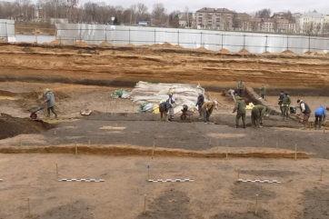 В Твери археологи нашли предметы, которые рассказывают историю нескольких столетий