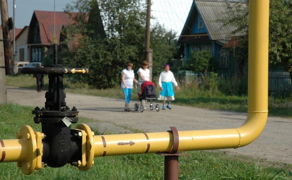 Жители двух деревень в Тверской области получат газ
