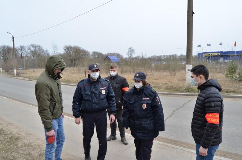 Грабежи на паузе: тверские полицейские рассказали о работе во время коронавируса
