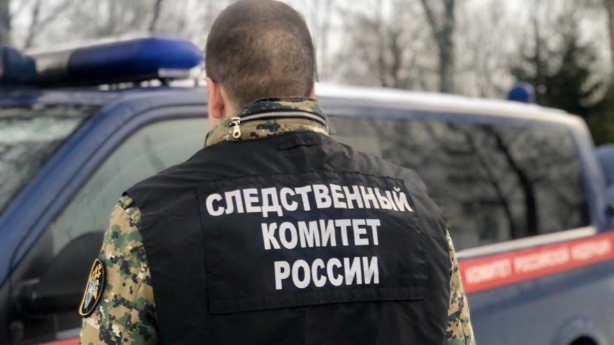 Скелет человека нашли на улице Вишневой в Тверской области