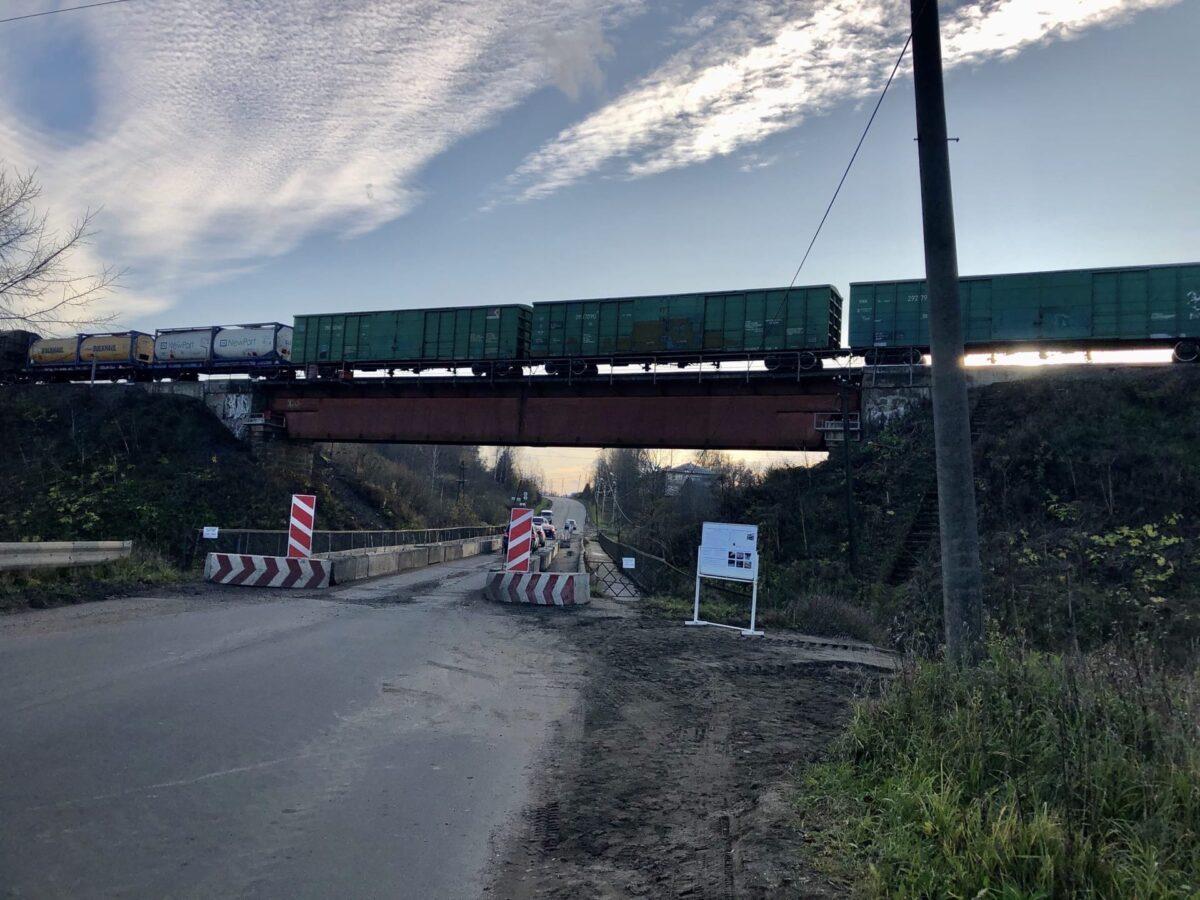 В Тверской области закрыли на ремонт аварийный ржевский мост