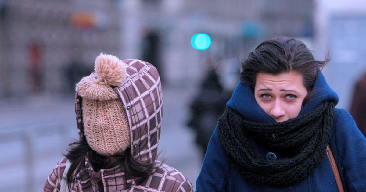 После недолгой весны в Тверскую область опять придет зима