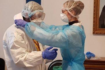 В Твери набирают священников-добровольцев, которые пойдут в больницы города