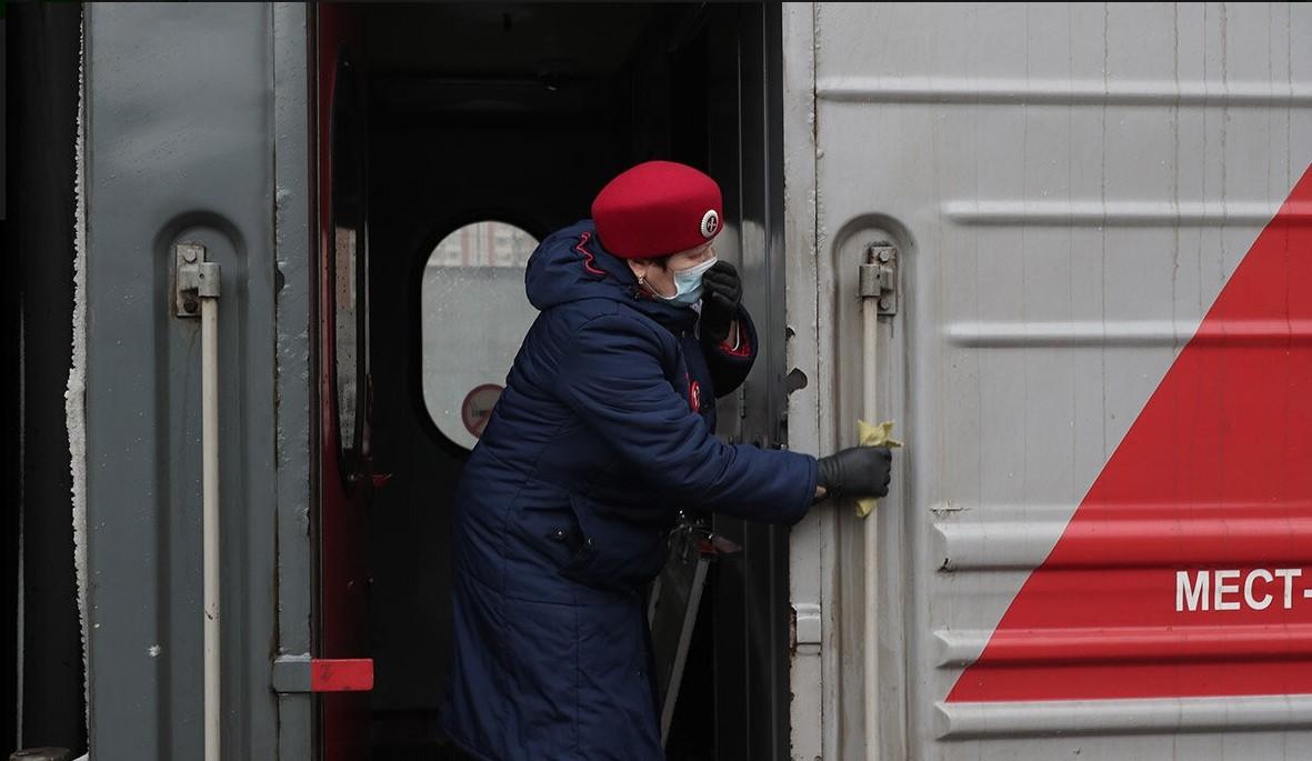 Через Тверскую область не пройдет ряд поездов, так как путешественники сидят дома.