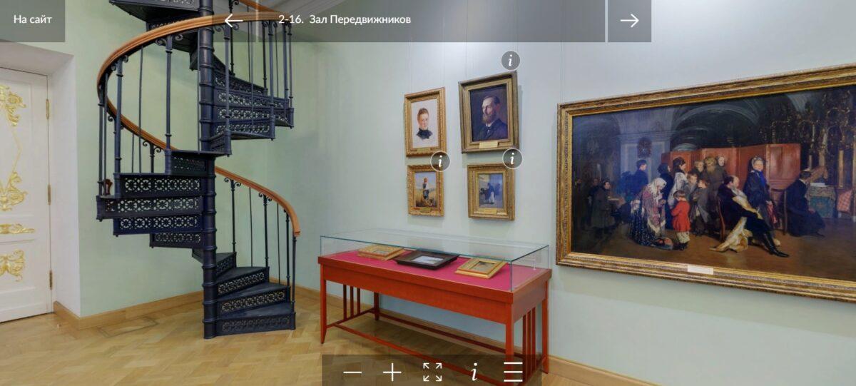 Побывать в тверских музеях можно из дома