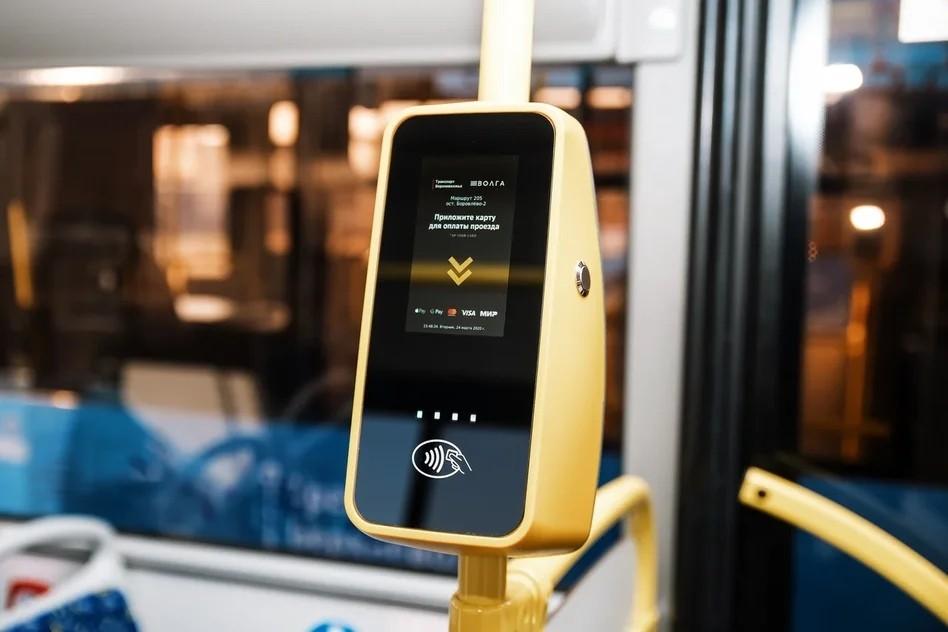 Неиспользованные поездки на тверских автобусах перенесут на следующий месяц