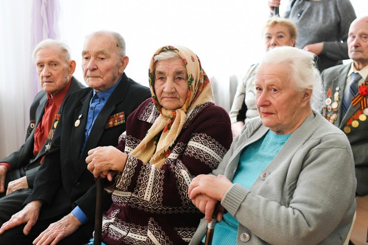 Дети войны Тверской области впервые получат единовременную выплату к 9 мая