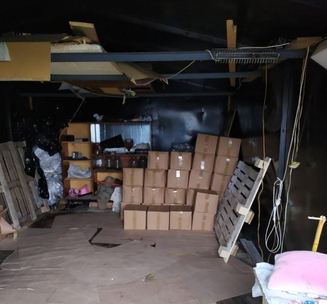 В Твери из подпольного склада изъяли больше 4 тысяч литров алкоголя