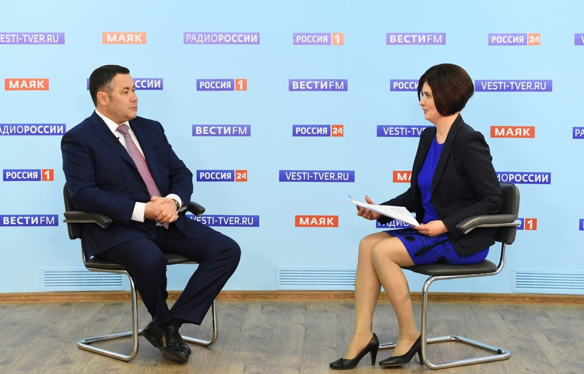 Игорь Руденя призвал пенсионеров не бояться звонков от ресурсников из-за долгов