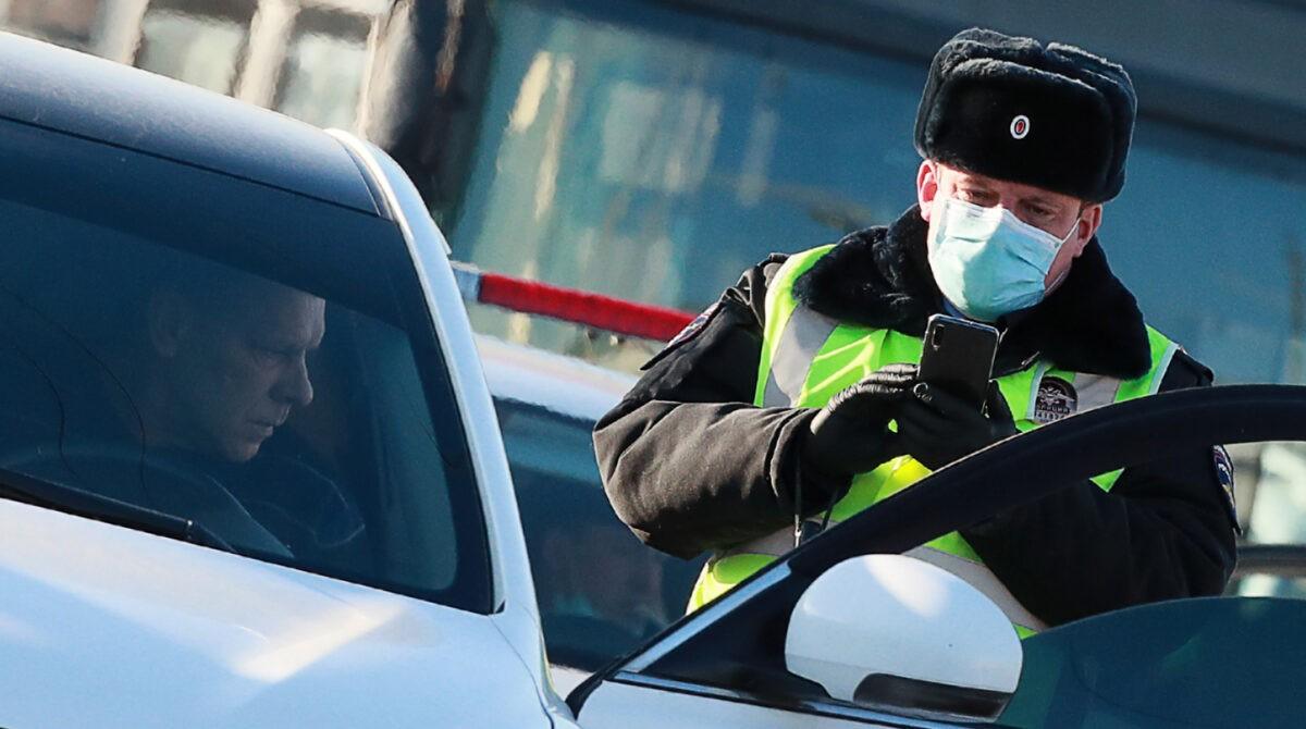 С 15 апреля жители Тверской области не смогут попасть в столичный регион без пропусков