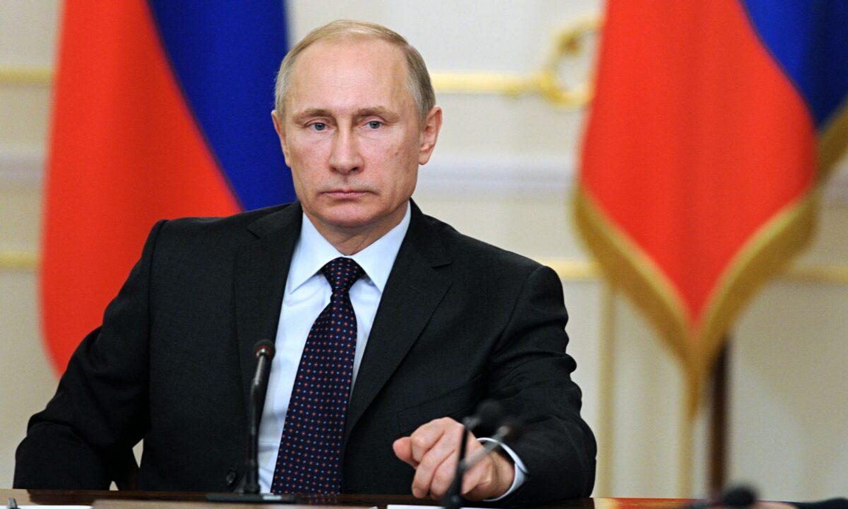 Владимир Путин продлил самоизоляцию граждан России до 11 мая
