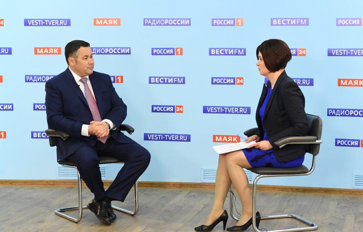 Предприятия в Тверской области начинают работать, но ужесточают требования