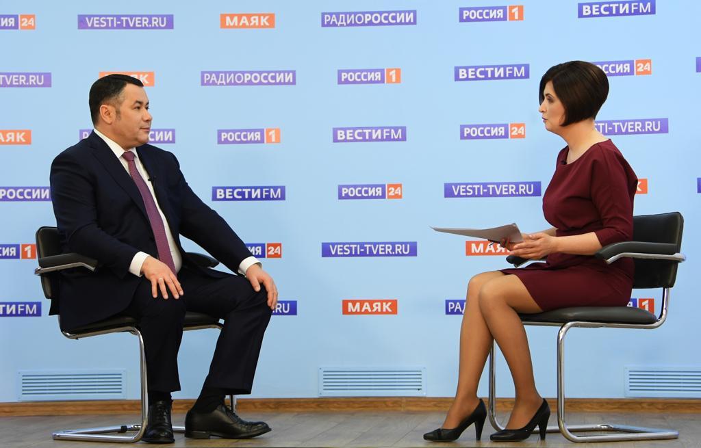 Губернатор рассказал, почему нельзя закрывать границы Тверской области