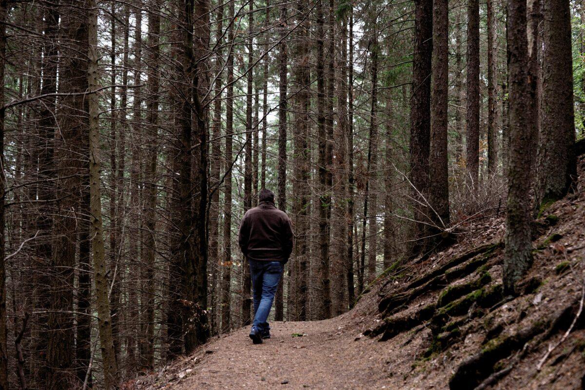 Наркоторговец прятал кокаин в лесу под Тверью