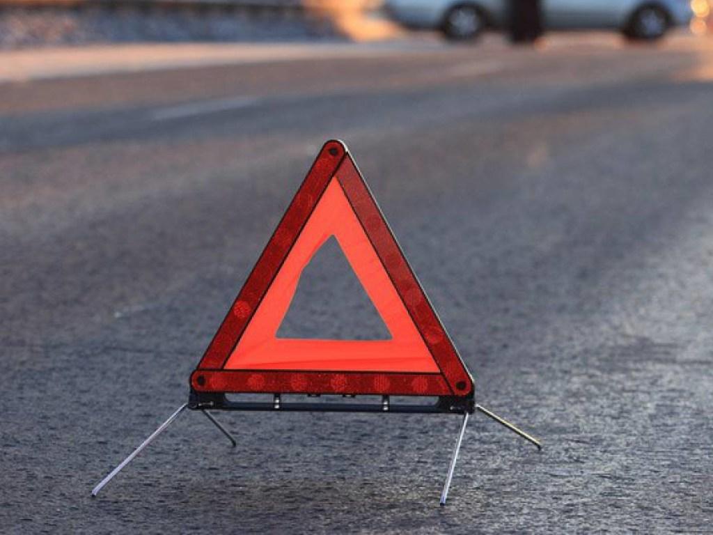 В Ржеве Тверской области столкнулись два автомобиля