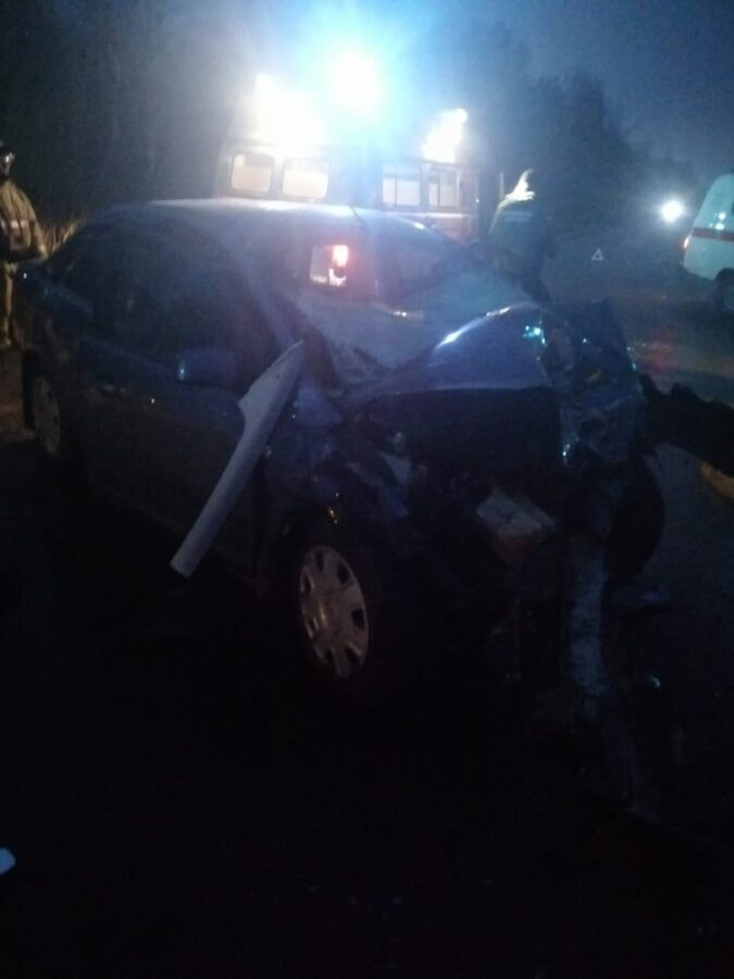 В ДТП в Тверской области погиб 25-летний водитель