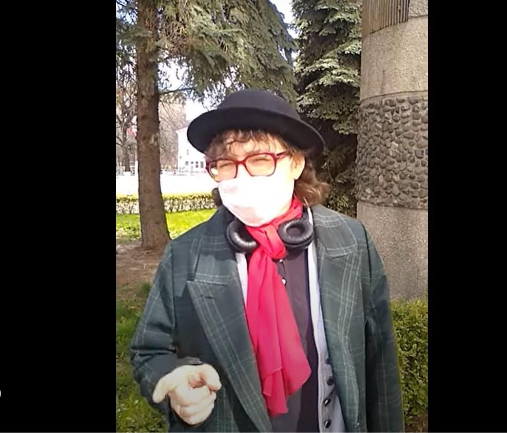 """РИА """"Верхневолжье"""" поддерживает флешмоб #носитьмаскумодно"""