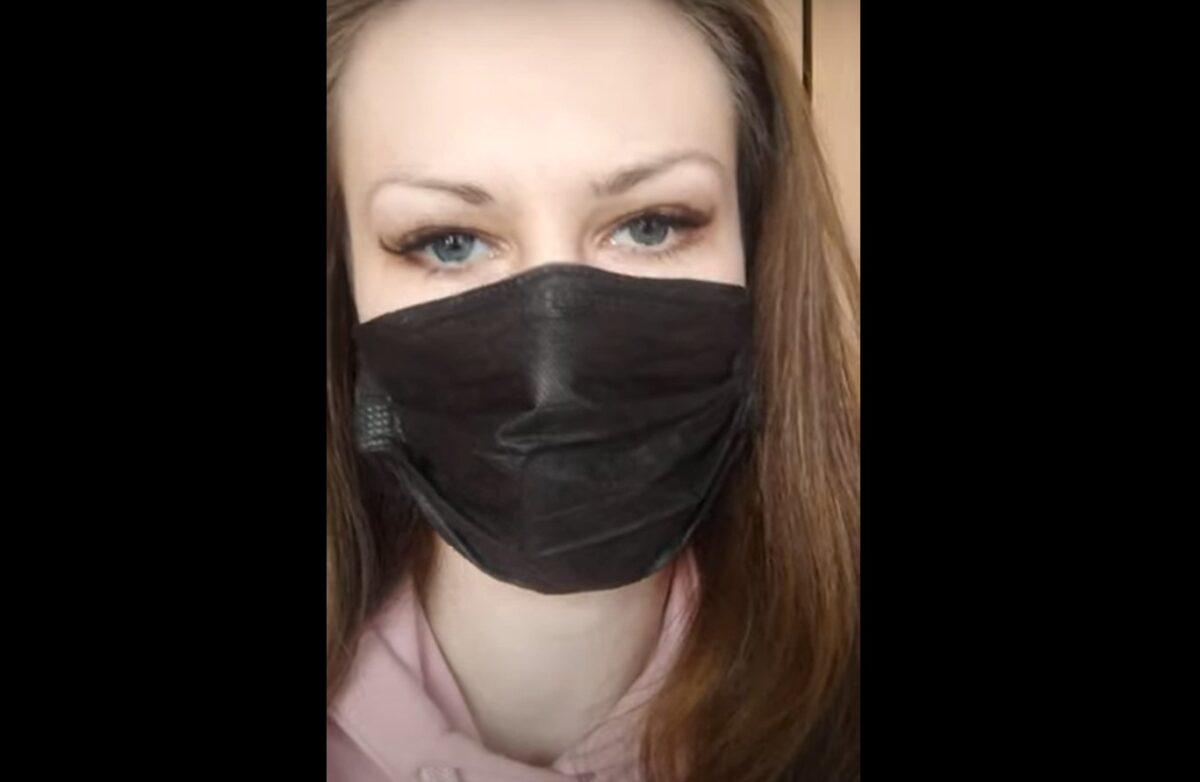 """Шеф-редактор РИА """"Верхневолжье"""" Дарья Лаврикова рассказала, зачем носит маску"""