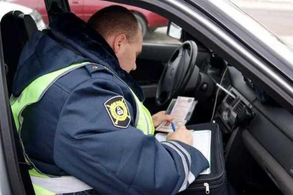В Тверской области пьяный водитель ездил с поддельными правами