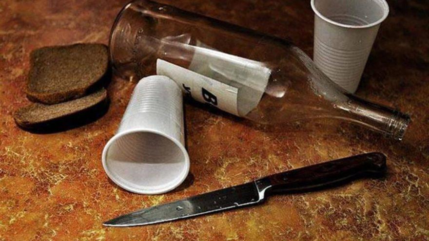 В Твери пьяный мужчина зарезал собутыльника